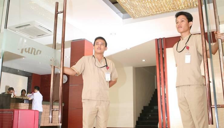 Hana Hotel Batam - Lobi