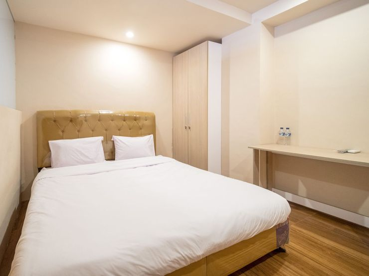 Medan City Syariah Medan - Bedroom