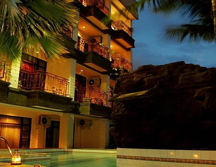 Vilarisi Hotel Bali - Kolam Renang