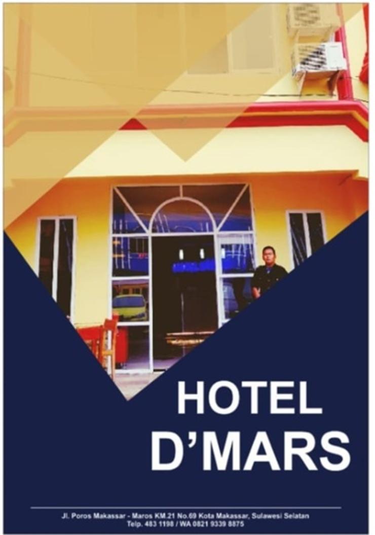 Hotel D'Mars Maros - Exterior