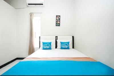 Airy Eco Syariah Sawojajar Danau Tondano Raya F4 Malang - Kamar Tidur
