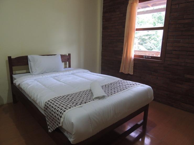 Homestay Effendi Borobudur by Ndalem Beong Magelang - Bedroom