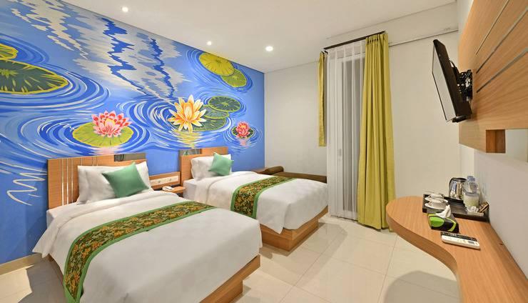 Hotel Lotus Subang - DELUXE TWIN ROOM