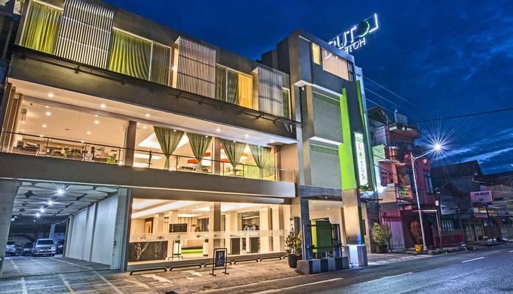 Hotel Lotus Subang - TAMPILAN DEPAN