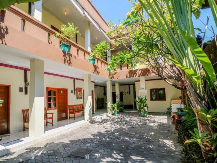 OYO 1433 Homestay Rumahku Bali - Facade