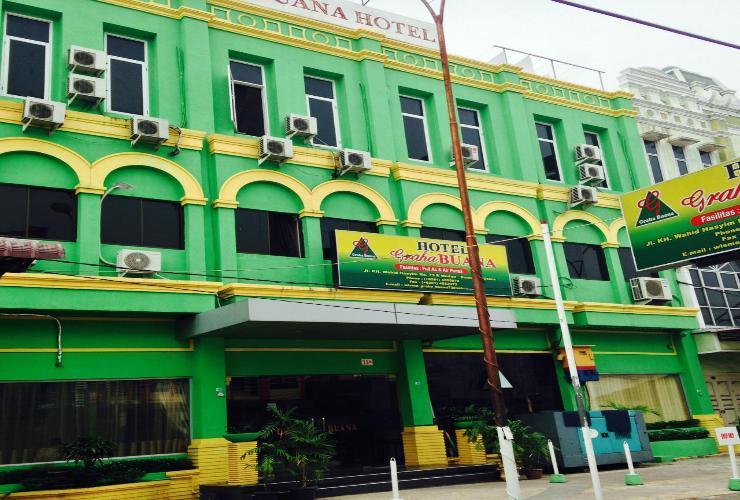 Hotel Graha Buana Medan - Exterior