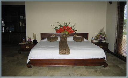 Adirama Beach Hotel Bali - Kamar tidur