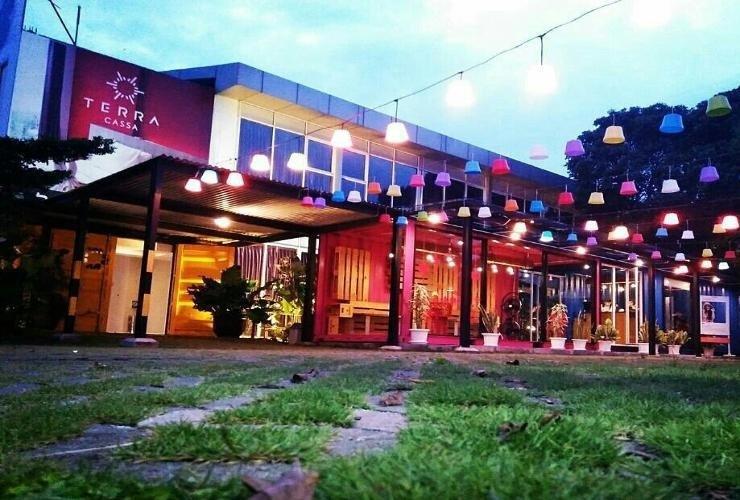 Terra Cassa Hotel Semarang - Appearance