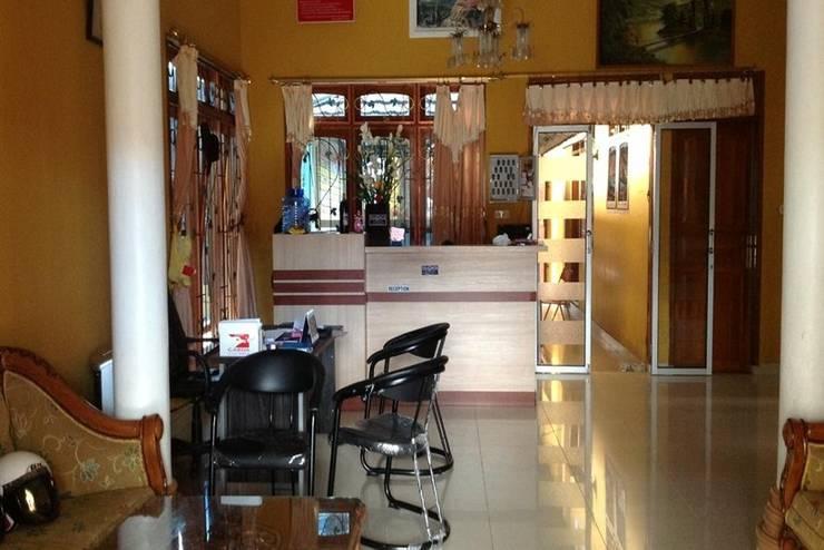 Solagracia Homestay Bangka - Resepsionis