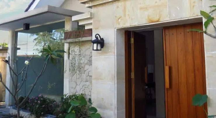 Villa Orchid Yogyakarta - Pintu Masuk