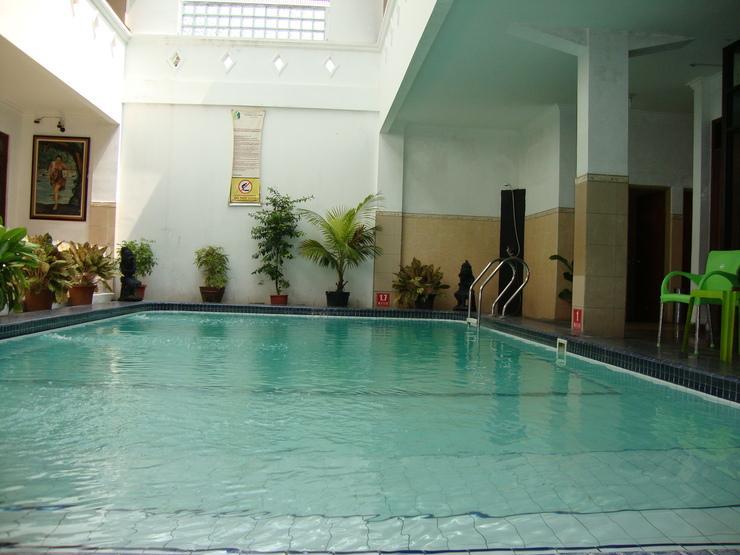 Gloria Amanda Hotel Yogyakarta - New Pool