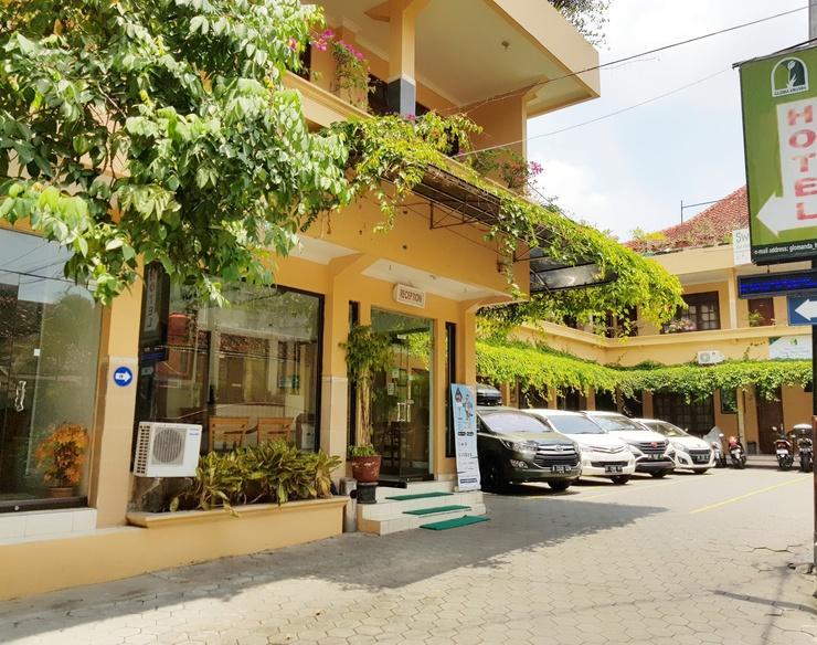 Gloria Amanda Hotel Yogyakarta - Area Masuk