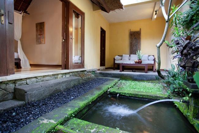 Barong Resort and Spa Bali - Teras