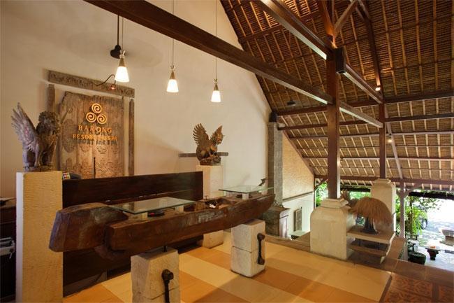 Barong Resort and Spa Bali - Lobi