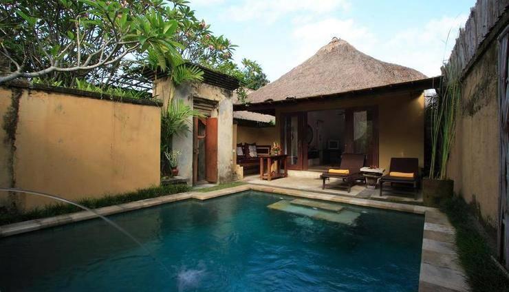 Barong Resort and Spa Bali - Kolam Renang
