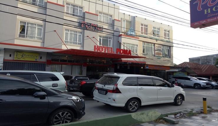 Poma Hotel Banda Aceh - Exterior