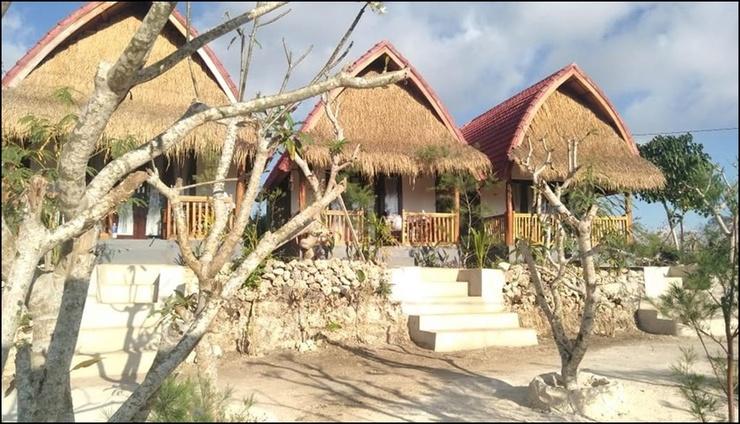 Temeling Jungle Inn Bali - exterior