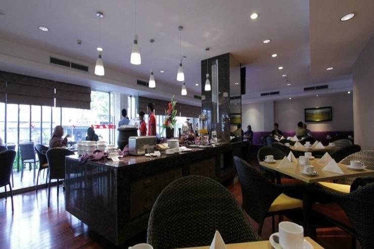 Cititel Hotel Pekanbaru - Ruang Makan
