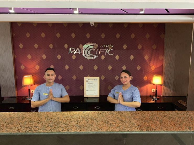 Hotel Pacific Ambon Ambon - Lobby