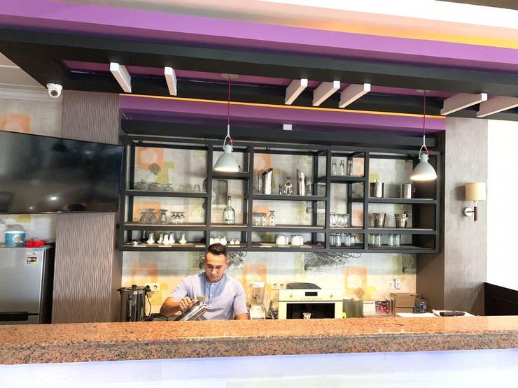 Hotel Pacific Ambon Ambon - Bar