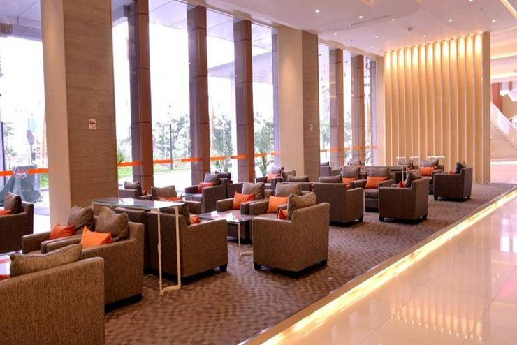 Hotel HARRIS  Bekasi - Lobi