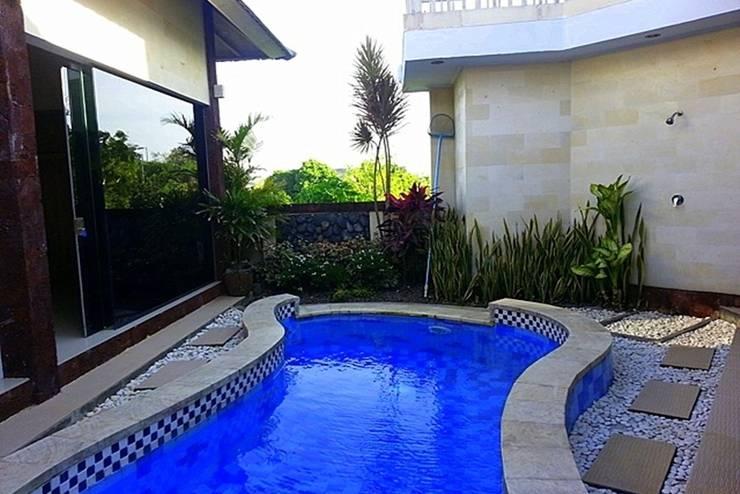 Villa Umah Putih Bali - Kolam Renang