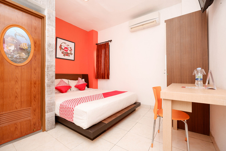 OYO 1251 Sweet Home Residence Semarang - Bedroom