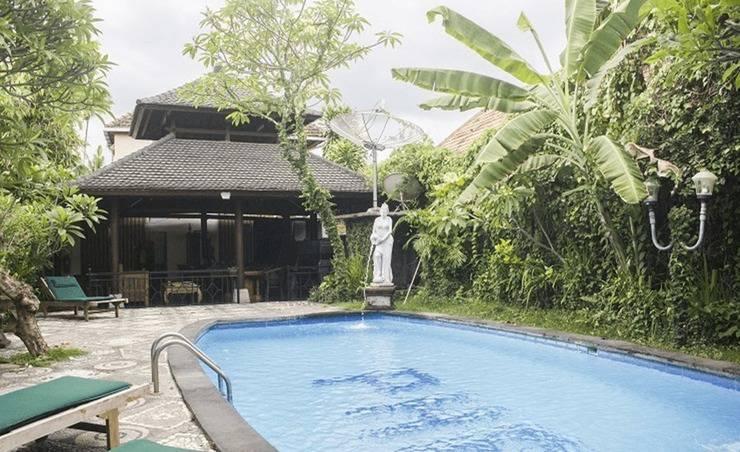 Tinggal Standard Ubud Pengosekan Bali - Kolam Renang