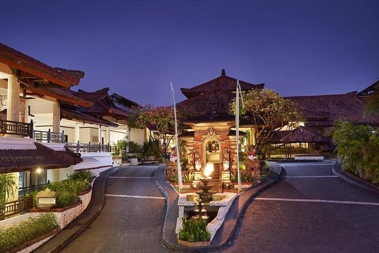 Sol Beach House Bali-Benoa All Inclusive by Melia Hotels Bali - Eksterior