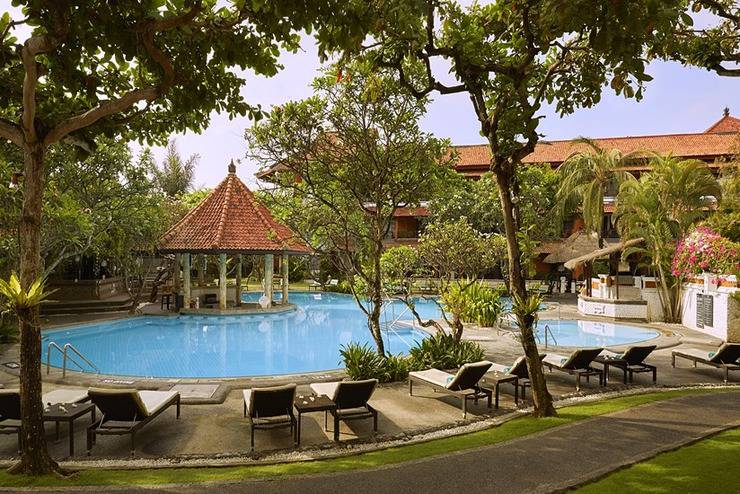 Sol Beach House Bali-Benoa All Inclusive by Melia Hotels Bali - Nelayan Bar