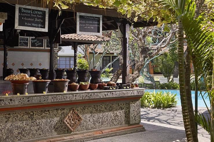 Sol Beach House Bali-Benoa All Inclusive by Melia Hotels Bali - Menega Restaurant