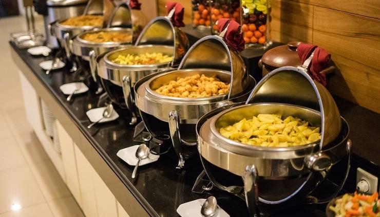 Amaris Pancoran - Buffet Sarapan Pagi