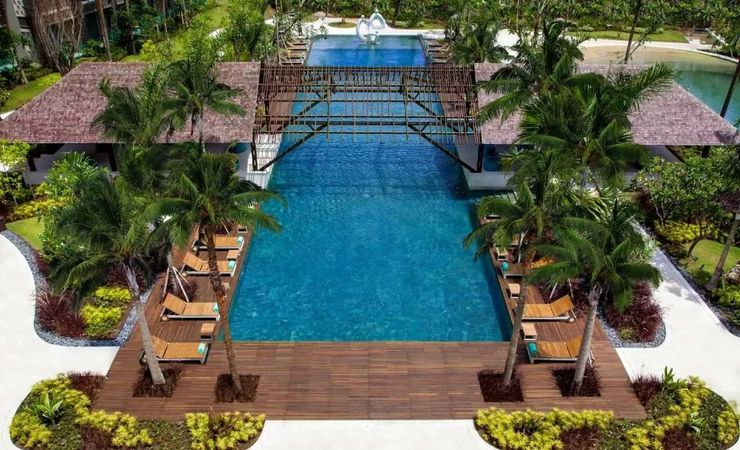 Movenpick Resort & Spa Jimbaran Bali Bali - Pool
