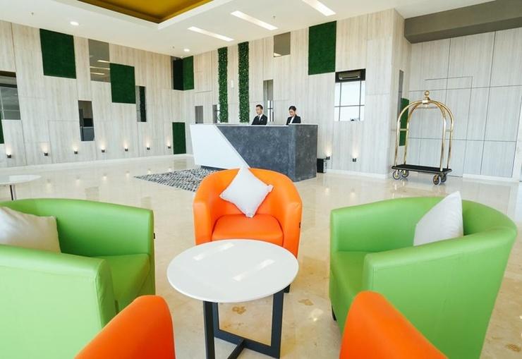 Continent My Tower Hotel, Surabaya - Rungkut Surabaya - Restaurant