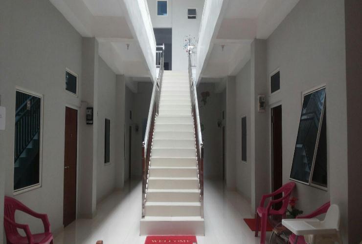 Merpati Guest House Banjarmasin - Interior