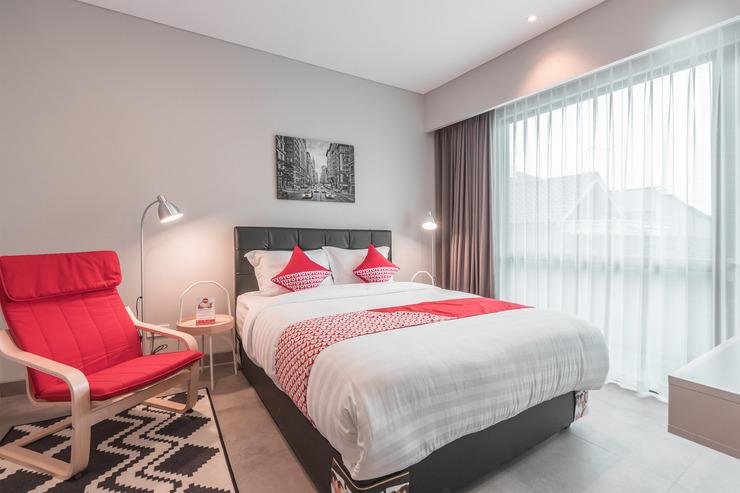 OYO 780 ACG House Kalibata Syariah Jakarta - Bedroom