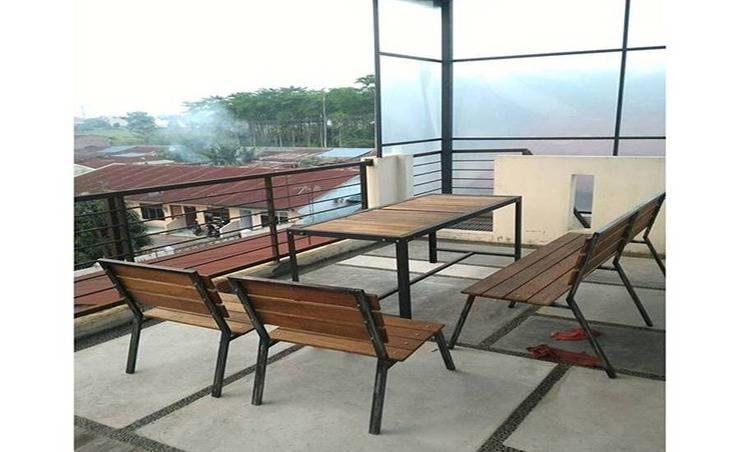 Medan Hostel Medan - Rooftop