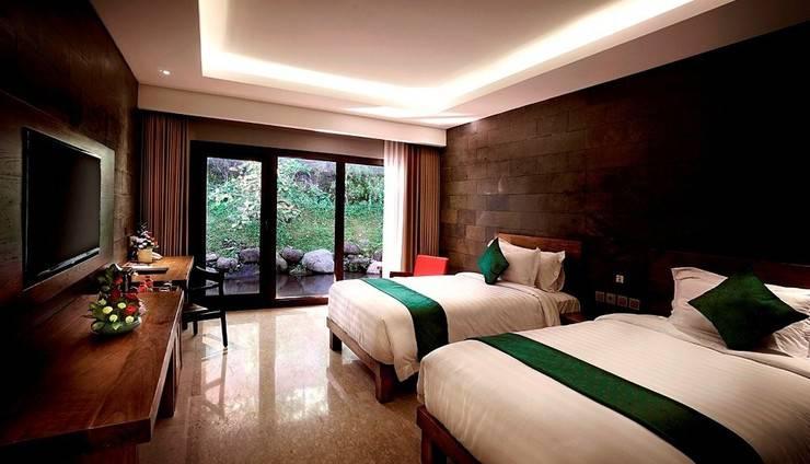 The Westlake Resort Yogyakarta - Deluxe Tempat Tidur Twin