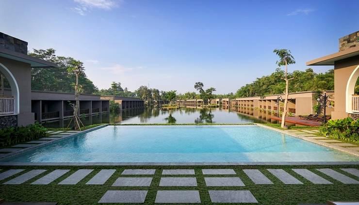 The Westlake Resort Yogyakarta - Main Pool