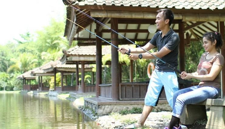 The Westlake Resort Yogyakarta - Menangkap dan lepas Memancing