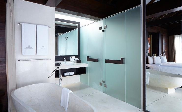 Wyndham Dreamland Resort Bali Bali - Two-Bedroom Pool Villa and Whirlpool