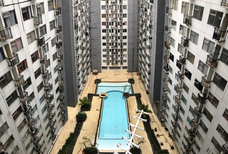 RumahKu @Jarrdin Apartemen Bandung - Exterior