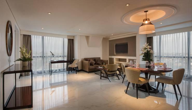 Swiss-Belboutique Yogyakarta - Executive Living Area