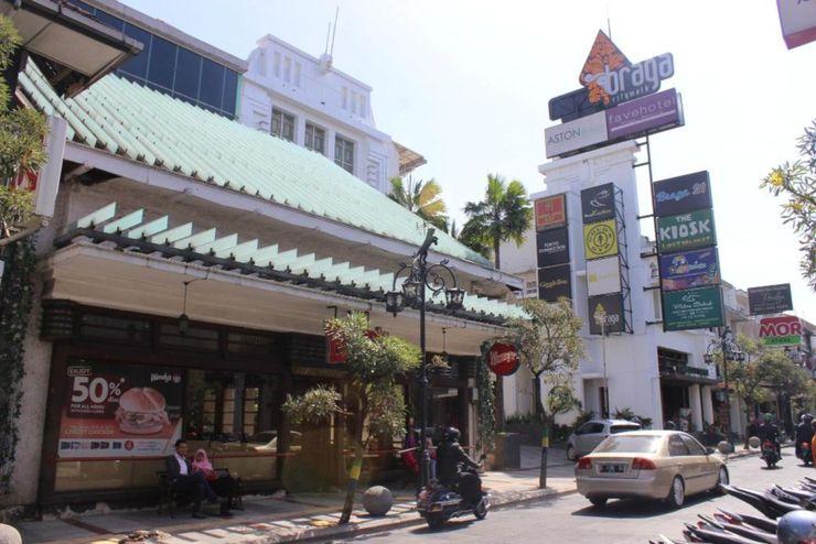 Maison Teraskita Bandung by The Gala Hotels Group Bandung - Facade