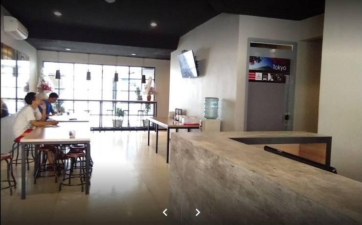 Livinn Hostel Gubeng Station Surabaya Surabaya - Lobby