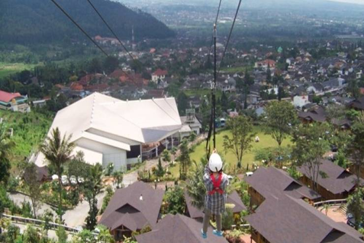Jambuluwuk Batu - Fasilitas Hotel