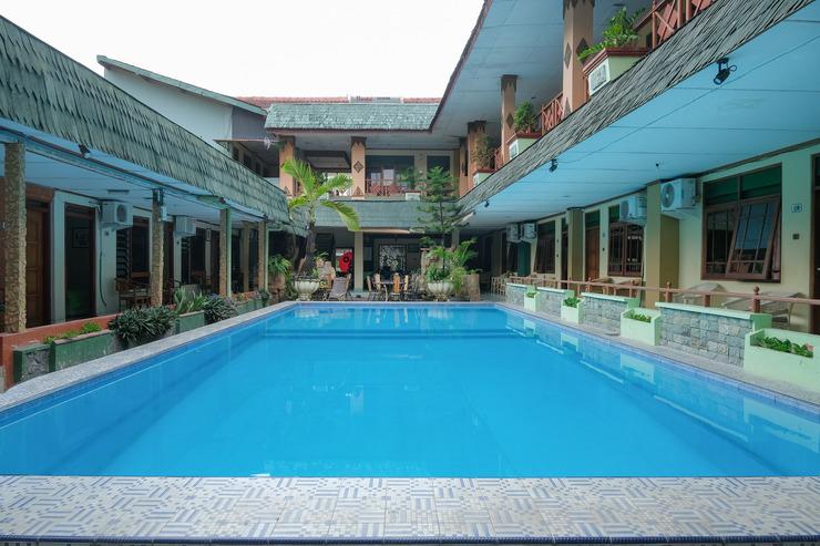 OYO 585 Hotel Perwita Sari Near RSUD Kota Yogyakarta Yogyakarta - Pool