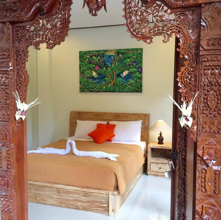 Aurora House Bali - Guest room