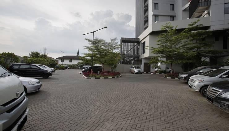 BATIQA Hotel Palembang - AREA PARKIR