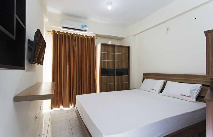 RedDoorz Apartment @City Light Ciputat Jakarta - Kamar tamu
